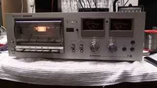 Download DrCassette's Workshop - Pioneer CT-606 cassette deck Video