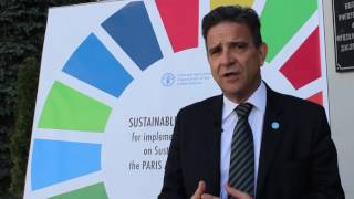 Download Interview with Clayton Campanhola, FAO Strategic Programme Leader at the FAO regional workshop Video