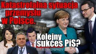 Download Katastrofalna sytuacja przemysłu w Polsce. Kolejny sukces PiS? IDŹ POD PRĄD NA ŻYWO 2019.07.19 Video