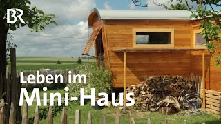Download Leben in kleinen Häusern: Weniger ist mehr | Zwischen Spessart und Karwendel | BR Video