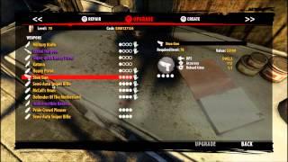 Download Dead Island Riptide All Legendary+Orange Weapons For Free (HD) Video