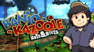Download Banjo Kazooie: Nuts and Bolts - JonTron Video