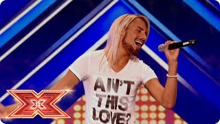 Download Rylan Clark's Unforgettable Audition | The X Factor UK Video