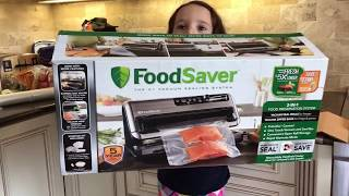 Download FoodSaver Our Family's Review - Vacuum Sealing System Video
