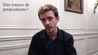 Download Nahuel Pérez Biscayart : ″J'attends de voir où la vie me mène″ - L'OFFICIEL Video