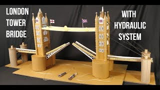 Download Hydraulic London Bridge model | How to make Tower Bridge | A1Schoolprojects.in Video