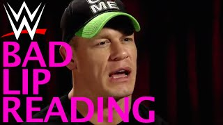 Download WWE BAD LIP READING - WRESTLEMANIA 30 Video