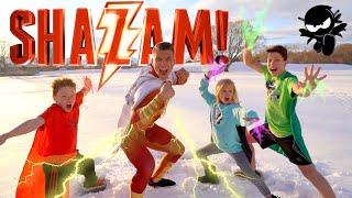 Download SHAZAM! Ninja Kidz Movie Remastered Video