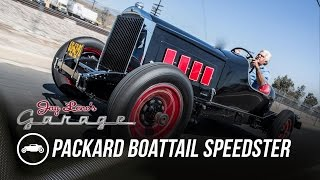 Download 1929 Packard Boattail Speedster - Jay Leno's Garage Video