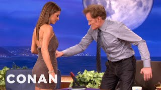 Download Maria Menounos Is Tight & Can Take A Punch - CONAN on TBS Video