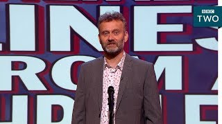 Download Unlikely lines from a thriller - Mock the Week: 2017 - BBC Two Video