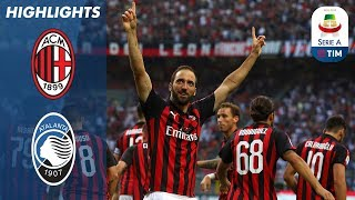 Download AC Milan 2-2 Atalanta | Atalanta come from behind twice to earn draw | Serie A Video