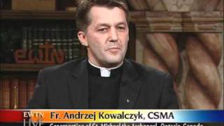 Download EWTN Live - The Holy Angels - Fr. Mitch Pacwa, S.J. with Fr. Prusakiewicz, CSMA - 09-23-2010 Video