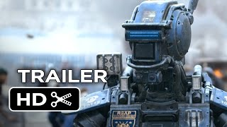 Download Chappie Official Trailer #1 (2015) - Hugh Jackman, Sigourney Weaver Robot Movie HD Video