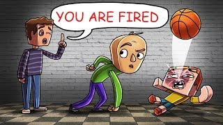 Download Minecraft - BALDI IS FIRED BY THE PRINCIPAL! (Baldi's Basics School) Video