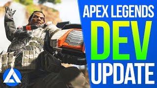 Download APEX LEGENDS: Dev Update - Next Update Date, Crashes, Cheaters + New LEGENDS, Team Game Modes Video