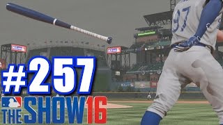 Download 755TH CAREER HOME RUN! | MLB The Show 16 | Road to the Show #257 Video