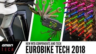 Download New Mountain Bike Forks And Components From Eurobike 2018 Video