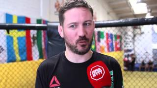 Download Straight Blast Gyms owner and head coach John Kavanagh ″Fighting is in European blood″ Video