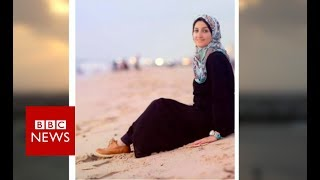 Download The Instagrammer who wants to show a different side of Gaza - BBC News Video