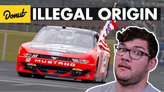 Download How Outlaw Moonshiners Started NASCAR | WheelHouse Video