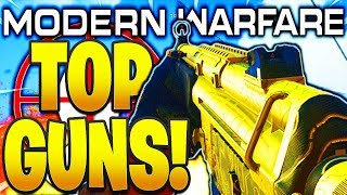 Download RANKING EVERY BEST SMG IN MODERN WARFARE BEST GUNS IN MODERN WARFARE SUBMACHINE GUNS RANKED! Video