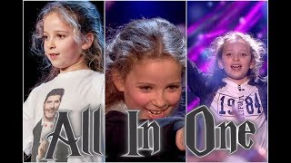 Download Issy Simpson - 2nd place - All Performances - Britain's got Talent 2017 - Plus Results Video