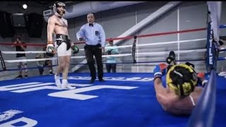 Download Malignaggi reveals what he did to Conor Mcgregor in SPARRING before he left camp Video