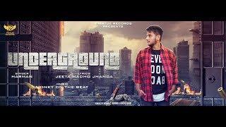 Download Underground | Audio | Harman | Money On The Beat | Jeeta Madho Jhanda | New Punjabi Songs 2017 Video