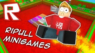 Download Ripull Minigames | ROBLOX Video