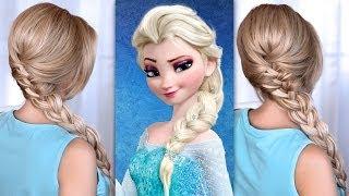 Download Tuto coiffure tresse africaine d'Elsa de la Reine des Neiges Video
