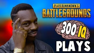 Download PUBG - WHEN PLAYERS HAVE 300 IQ (Genius Plays) Video