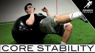 Download Stability Ball Core Strength Workout Video