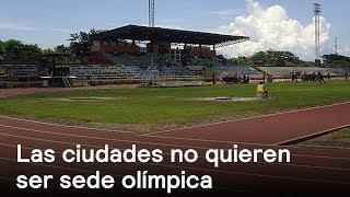 Download Las ciudades no quieren ser sede olímpica - Foro Global Video