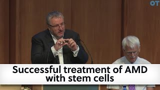 Download Successful treatment of AMD with stem cells Video