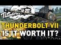 Download World of Tanks || Thunderbolt VII - is it Worth it? Video