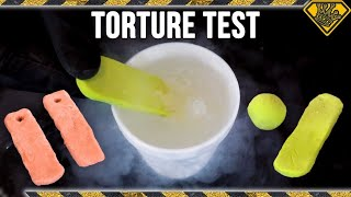 Download Proto-Putty in Liquid Nitrogen & Other Crazy Tests! Video