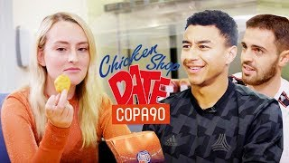 Download Dating Jesse Lingard and Bernardo Silva | COPA90 x Chicken Shop Dates Manchester Derby Special Video