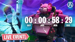 Download ROBOT vs POLAR PEAK MONSTER EVENT Countdown! // Use Code: byArteer (Fortnite Battle Royale LIVE) Video