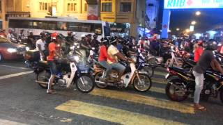 Download Motorcyclists Mat Rempit in KL Video