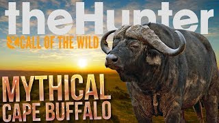 Download NEW! Savanna Hunting - GIANT Mythical Grade Cape Buffalo Takedown - The Hunter Call of the Wild Video