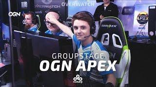 Download Cloud9 Overwatch - Cloud9 vs CONBOX Highlights | OGN Apex (Season 2) Video
