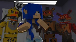 Download E SE FIVE NIGHTS AT FREDDYS EXISTISSE NO MINECRAFT? Video