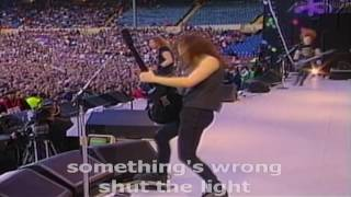 Download Metallica - Enter Sandman [Live Wembley 1992] (W/ Lyrics) Video