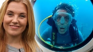 Download Could We Live Underwater? - Earth Juice (Ep 45) - Earth Unplugged Video