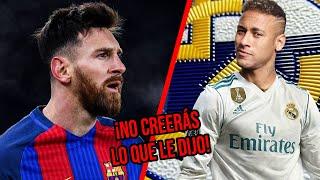 Download Messi lanzó amenaza a Neymar si firma para el Madrid Video