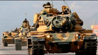 Download Turkey & Saudi Arabia ready to launch ground operation in Syria Video