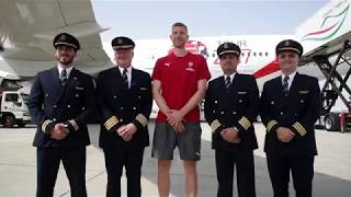 Download When Pilots happen to be Football Fans | Emirates Airline Video