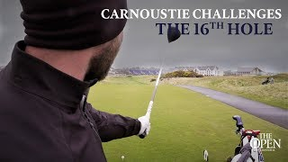 Download Rick Shiels vs the toughest par 3 in golf | Carnoustie Challenges Video