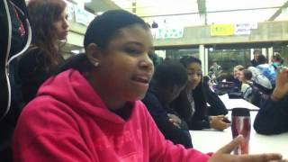 Download Girl rapping makes boy choke: Rap battle Video